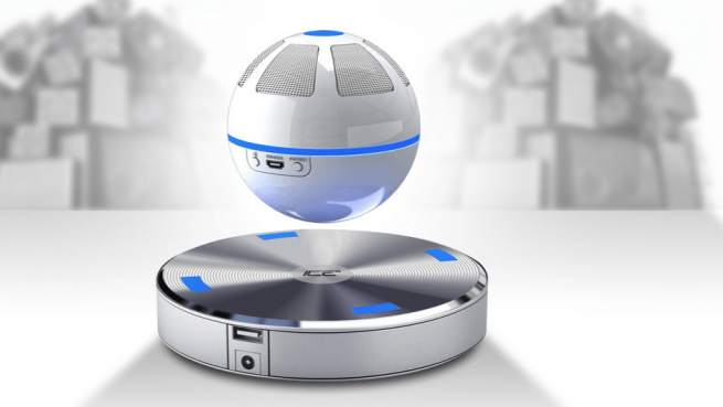 Floating Speakers by Arc Star