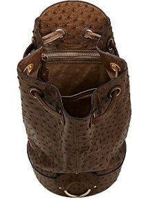 GHURKA Burma Ostrich Backpack