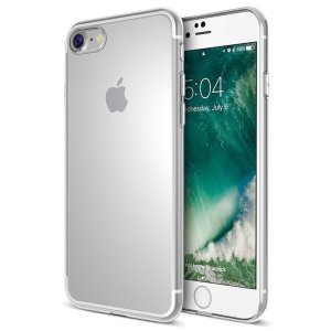 Bare Case for iPhone 7 0.3 mm Ultra Thin Clear Slim Case Soft Flexible with Anti-Yellow Coating for the New iPhone 7 (2016)