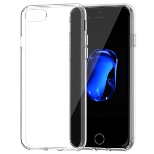 iPhone 7 Case, JETech Apple iPhone 7 Case Cover Shock-Absorption Bumper and Anti-Scratch Clear Back for iPhone 7 4.7 Inch (HD Clear) - 3421A