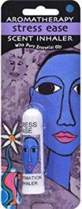 Earth Solutions Enterprises Stress Ease Scent Inhaler, 0.4 Ounce