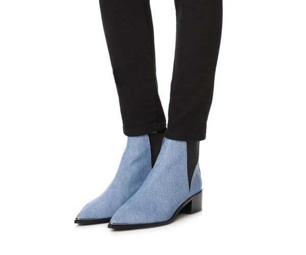 Acne Ankle Boots Shop Bop