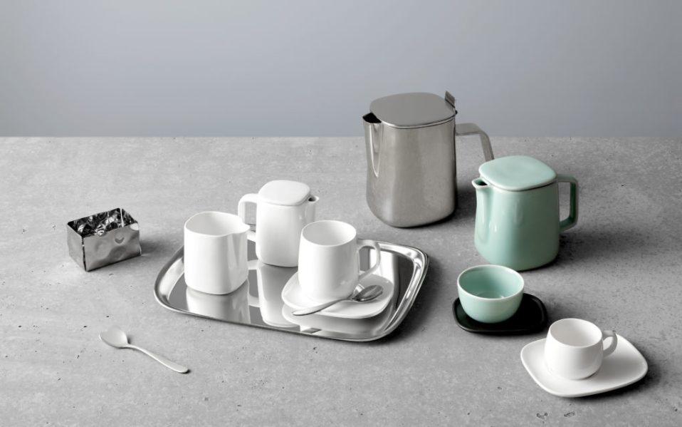 Delta & Alessi Bring Designer Tableware
