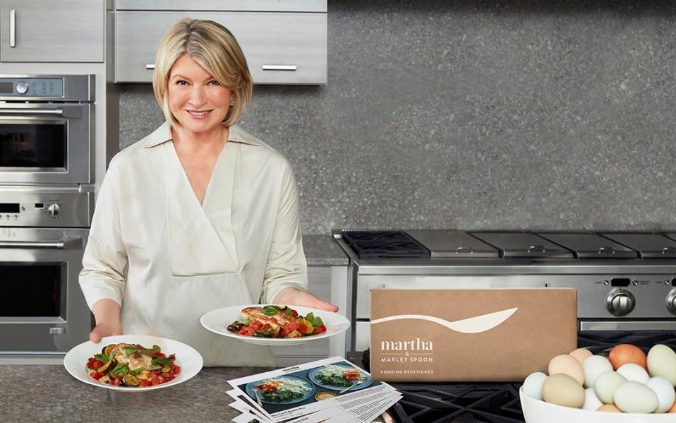 Martha Stewart Partners with AmazonFresh Offering