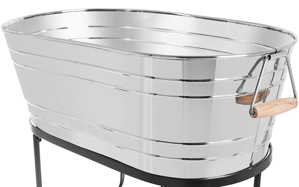 Stainless Steel Beverage Tub: A Cooler