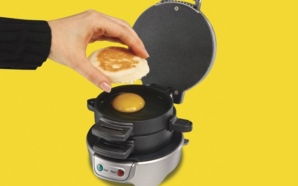 Hamilton Beach 25478 Breakfast Sandwich Maker