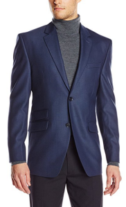 Perry Ellis Men's Suit Separate Jacket