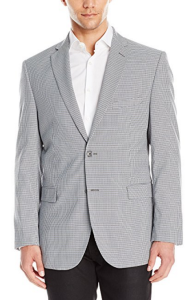 Adolfo Men's Modern Fit Sport Coat