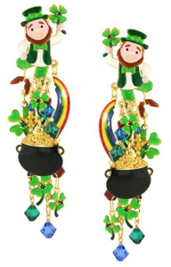 Lunch at The Ritz Lunch at The Ritz 2GO End Of The Rainbow Earrings