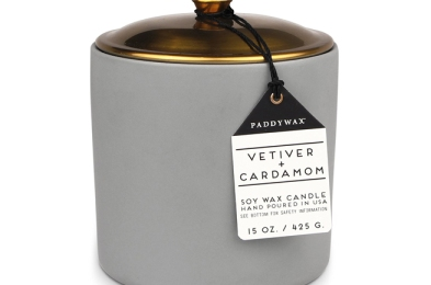 Paddywax Hygge Collection Vetiver and Cardamom Candle