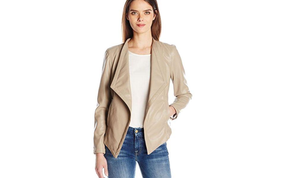 Faux Leather Jacket Jack by BB