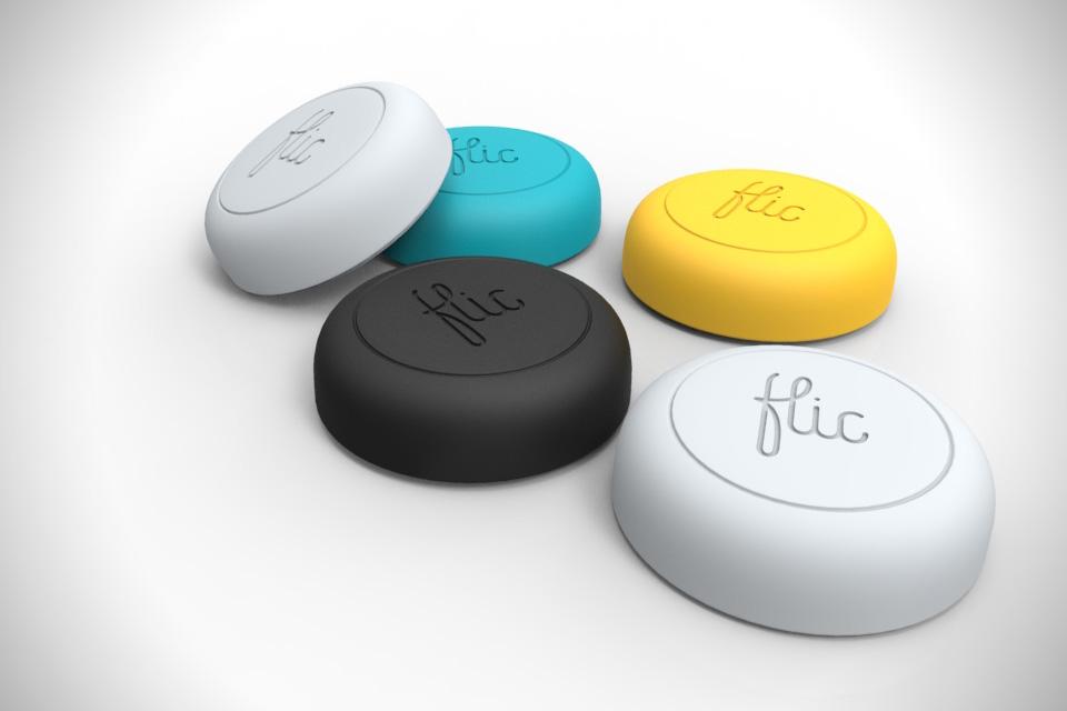 Flic Wireless Smart Button Amazon