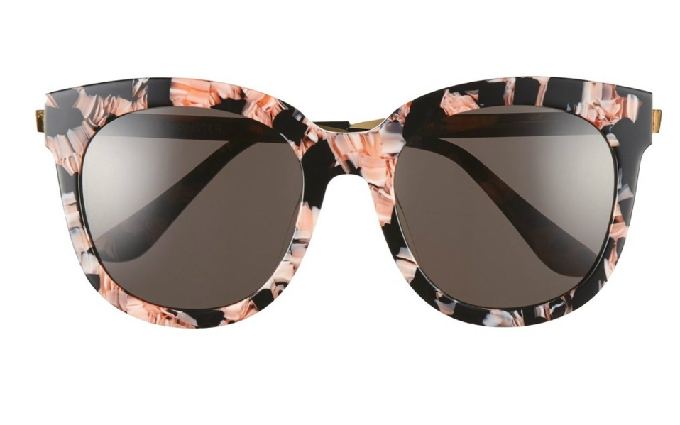 These Oversize Sunglasses are Unique with