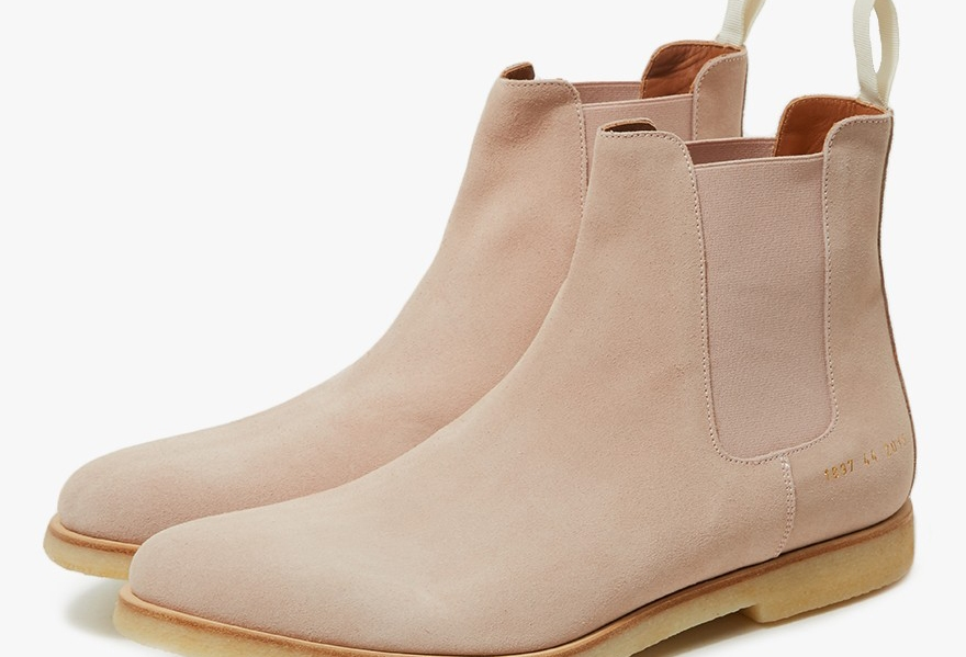 Common Projects' Chelsea Boots Are An