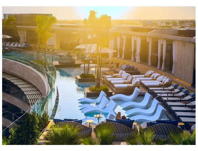 hotels Thompson Playa del Carmen