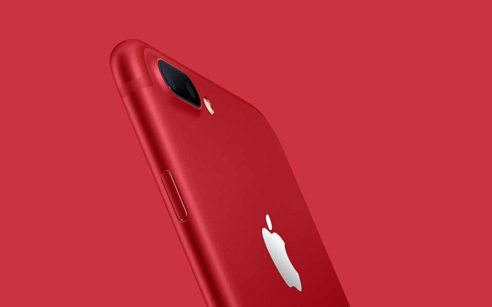 (Product) Red iPhone