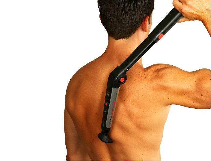 This Back Shaver Helps Take your