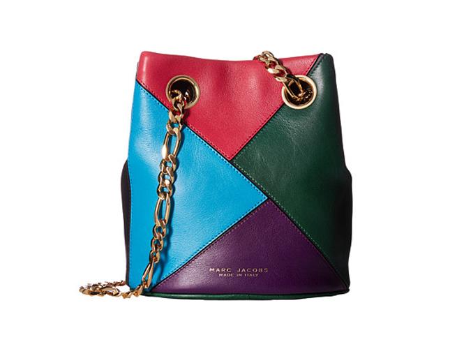 Colorful gypsy bag