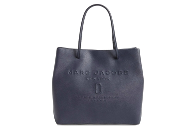marc jacobs logo tote