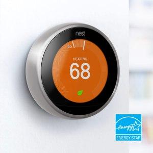 google nest thermostat