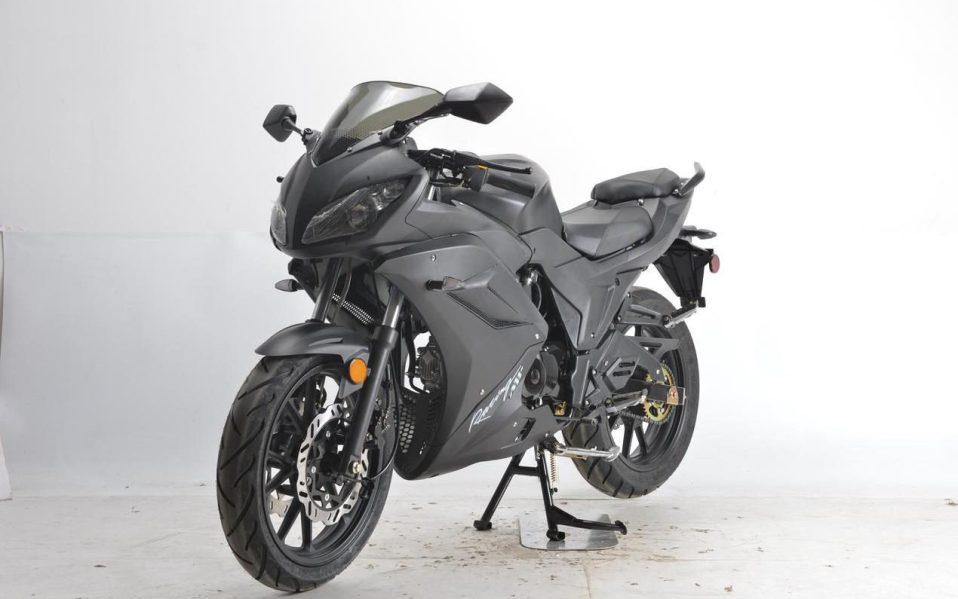 The 125cc Ninja Sport Bike Really