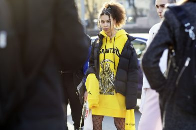 From Paris to Moscow: Fashion's Yellow Fever