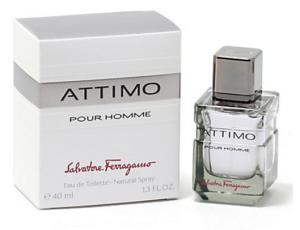 Salvatore Ferragamo Men's 1.3oz Attimo Eau de Toilette Spray