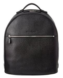 Salvatore Ferragamo Revival Leather Backpack