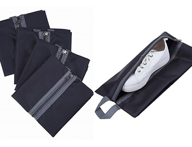 shoe travel bag