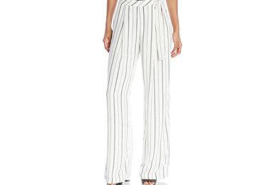 Striped Pants Nina Greylin
