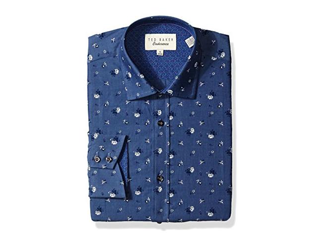 Ted Baker Men's Malonne Dress Shirt