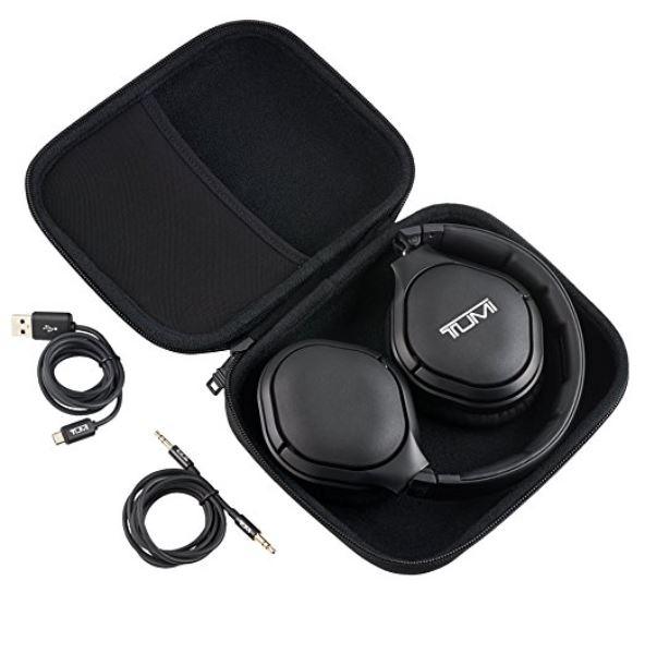 Tumi Wireless Noise Cancelling Headphones