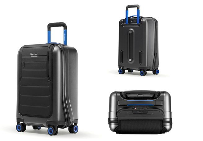 Bluesmart One Carry-on suitcase luggage