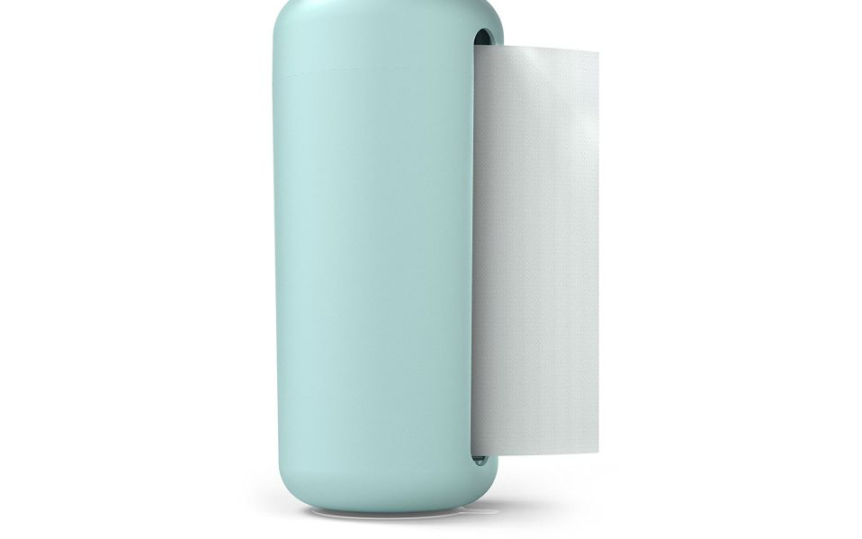 Paper Towel Holder by Siliconezone