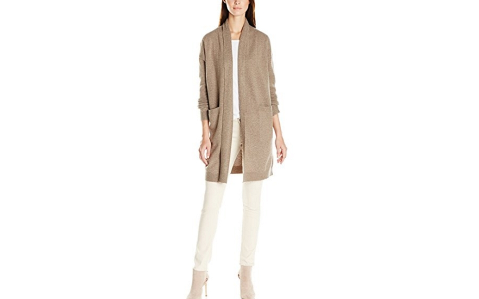 This Vince Women's Cashmere Coat Will