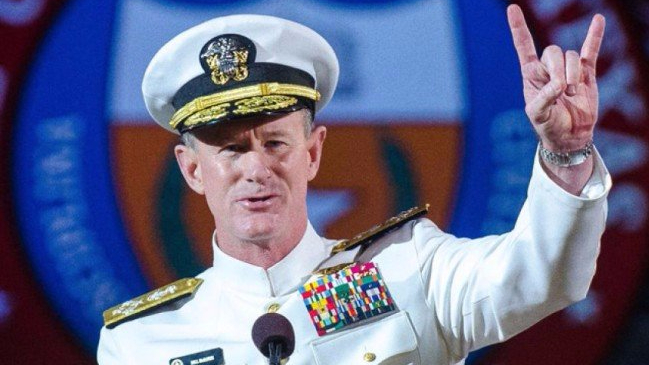 """""""Make Your Bed"""" by William H. McRaven"""