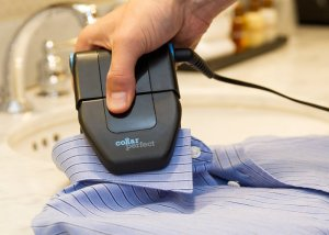 Travel Iron Collar Perfect