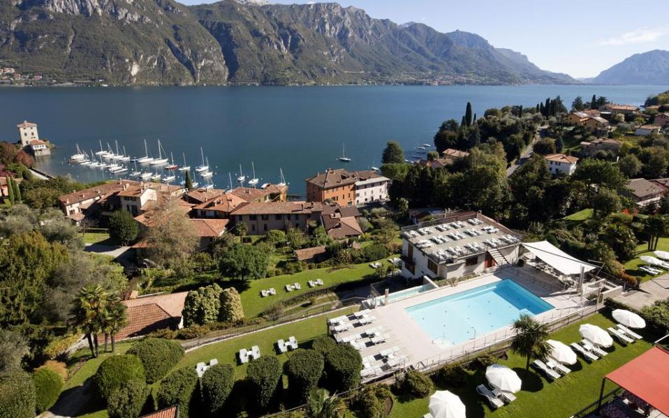 Lake Como Hotels Belvedere