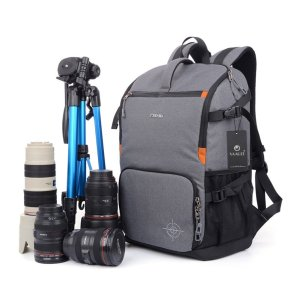 YAAGLE Oxford Multi-functional Anti-shock DSLR Camera Bag