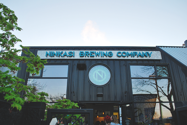 Image result for ninkasi brewery