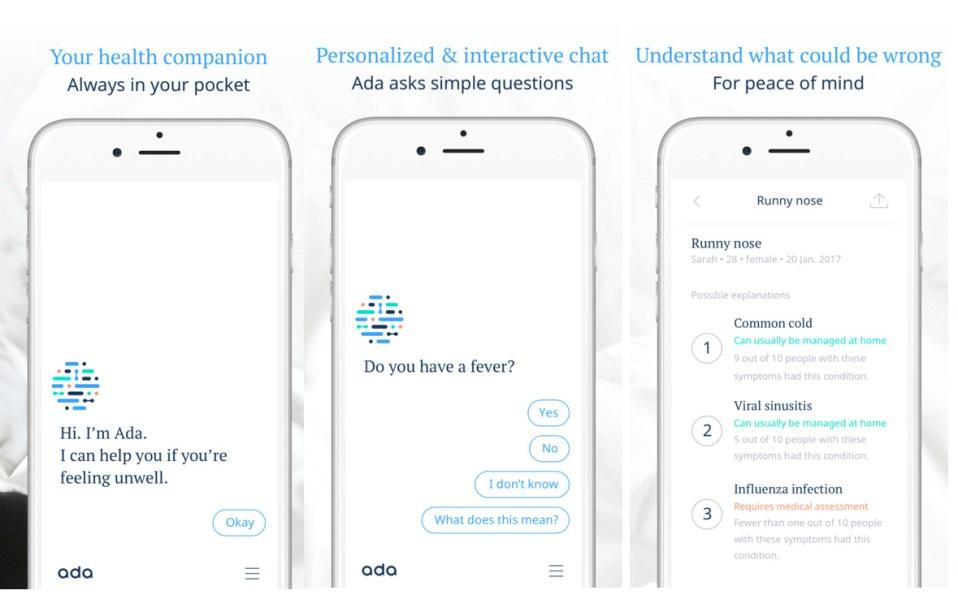 Meet Ada AI: a New Health