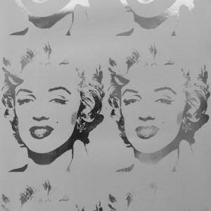 Andy Warhol x Flavor Paper Marilyn Reversal Wallpaper