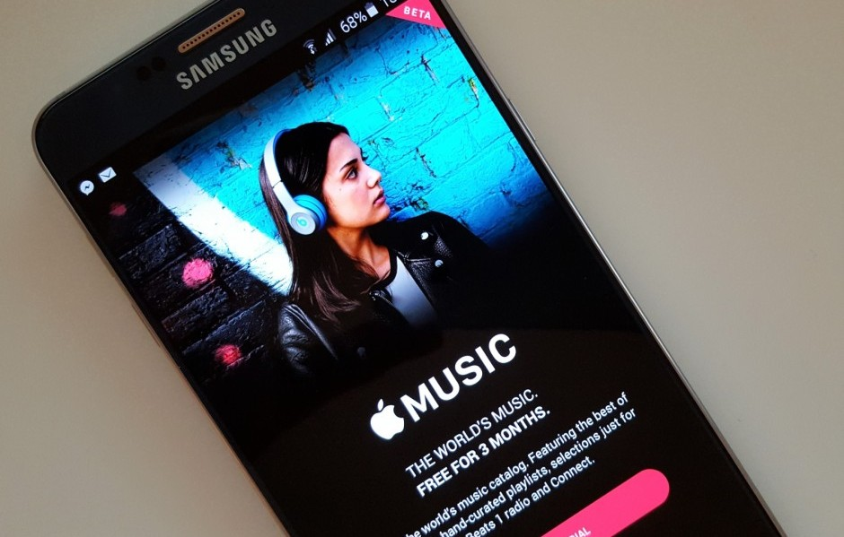 Apple Music for Android Gets New