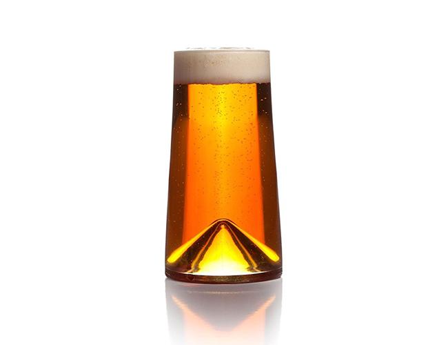 Sempli Monti-Birra Beer Glasses