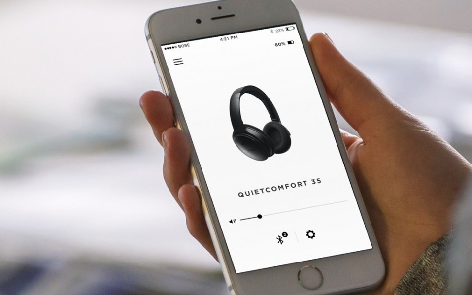 Bose Headphones Suspected of Spying on