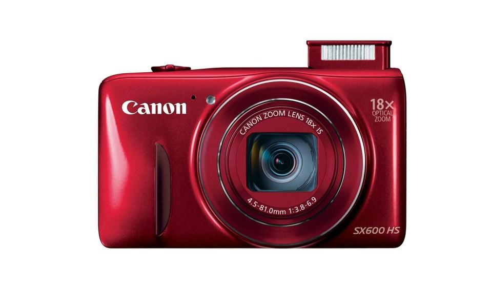 The Canon Powershot Digital Camera has