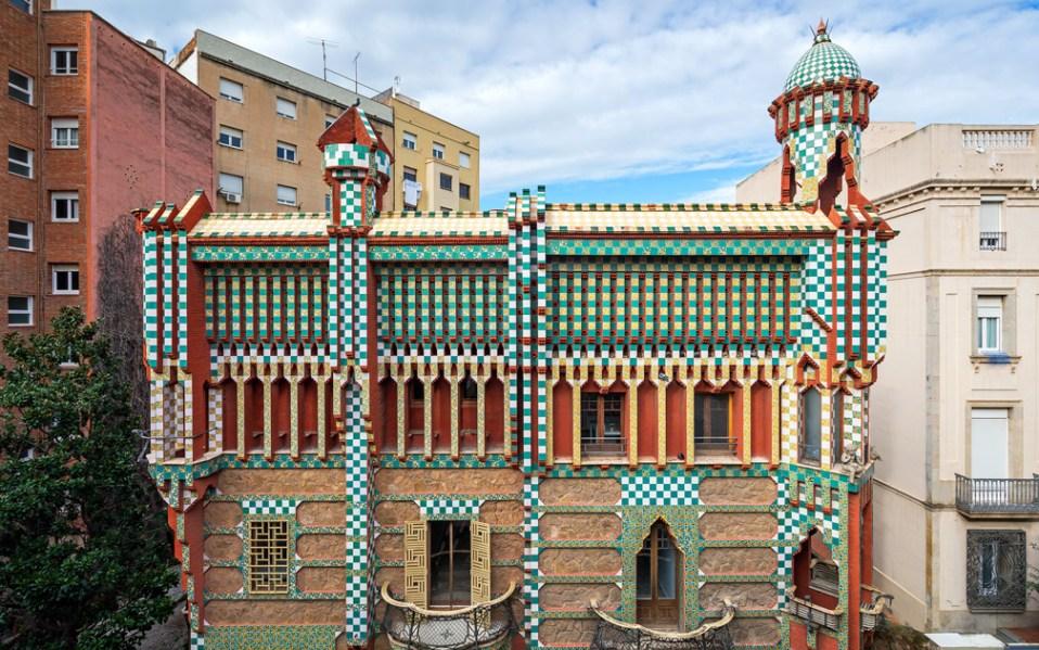 Casa Vicens Antoni Gaudi