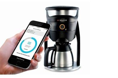 smart coffee maker amazon