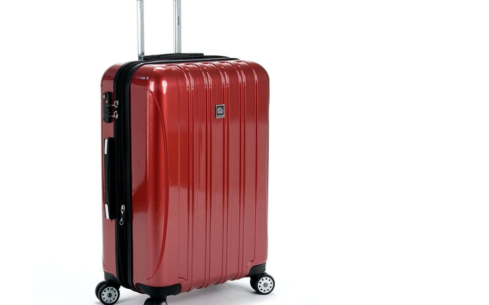 Delsey Expandable Luggage