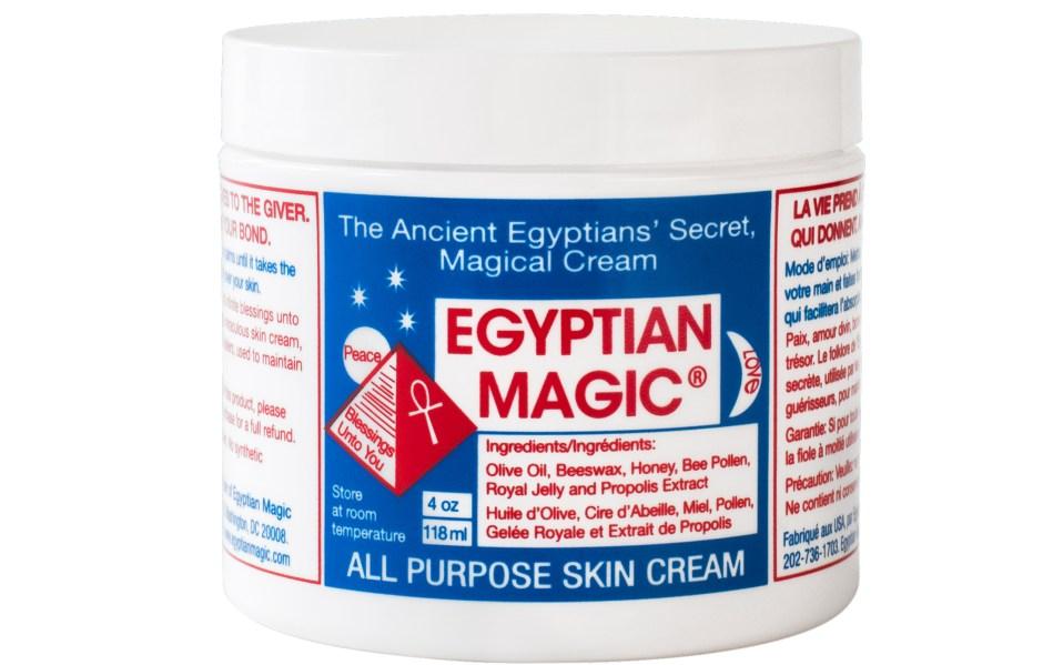 This 100% Natural All-Purpose Skin Cream
